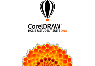 CorelDraw Home & Student Suite 2018 (1 User)
