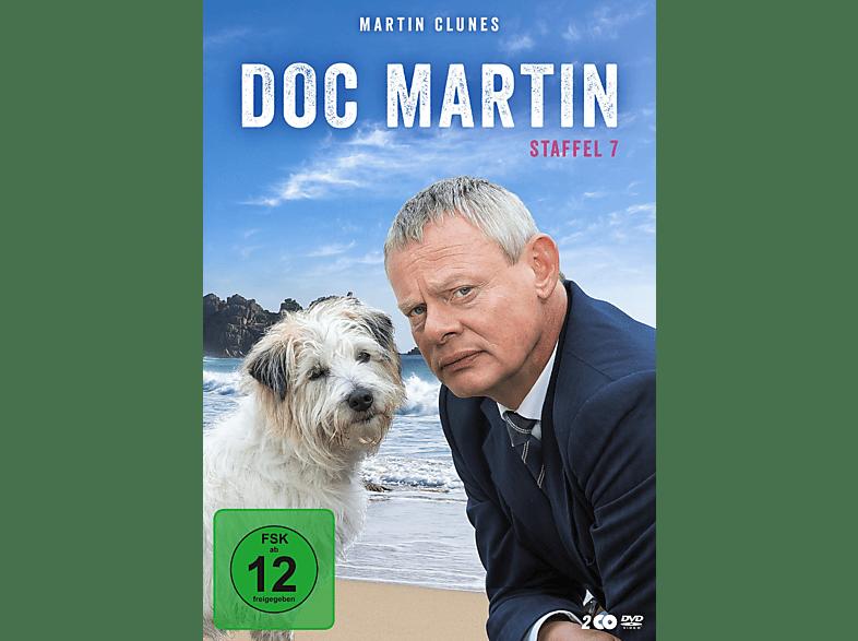 Doc Martin - Staffel 7 [DVD]