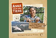 Anna Und Die Wilden Tiere - (2)Hörspiel z.TV-Serie-Die Zähne Des Alligators - (CD)
