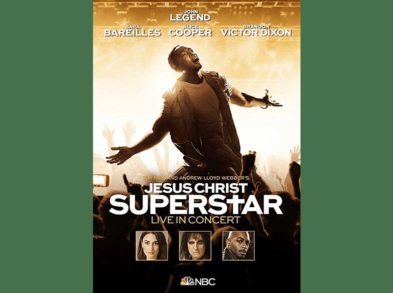 John Legend, Sara Bareilles, Alice Cooper, Brandon Victor Dixon - Jesus Christ Superstar Live in Concert [DVD]