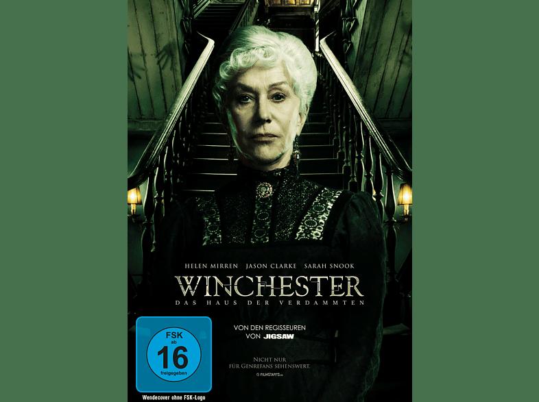 Winchester – Das Haus der Verdammten [DVD]