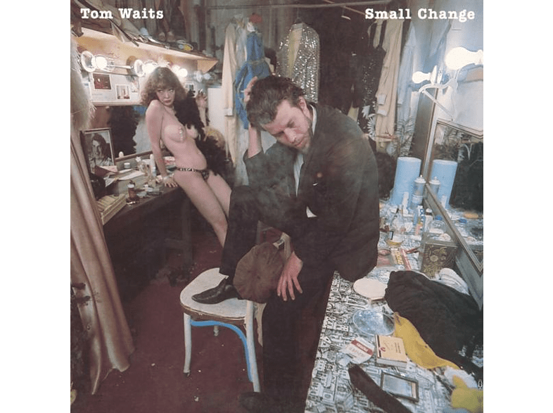 Tom Waits - Small Change-(Remastered) [LP + Download]