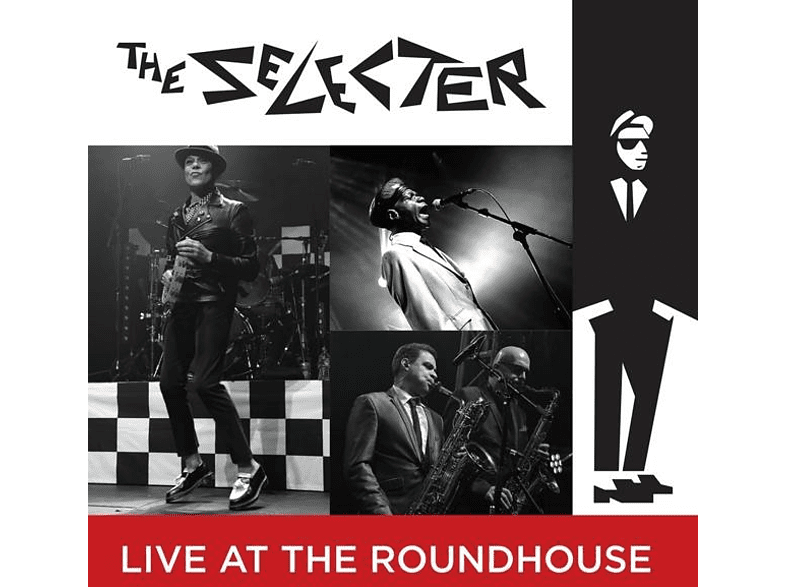 The Selecter - Live At The Roundhouse (Colored 2LP+DVD) [LP + DVD Video]