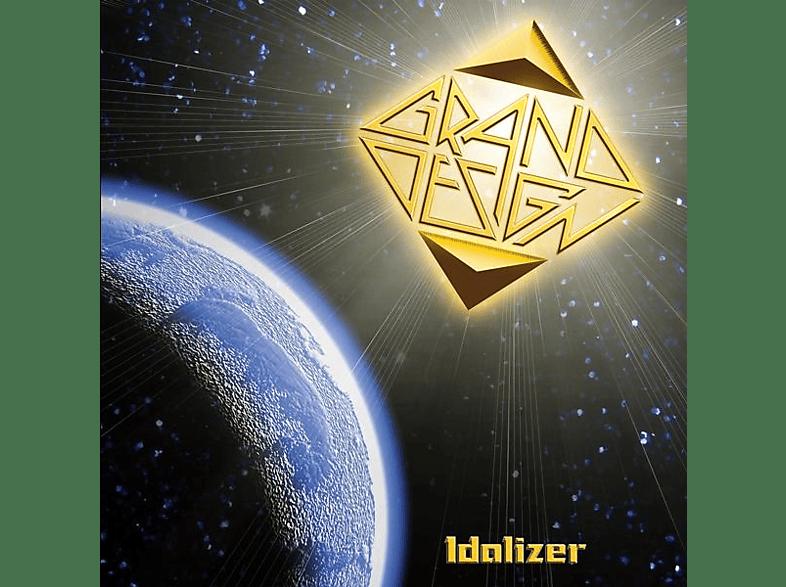 Grand Design - Idolizer (Re-Release) [CD]