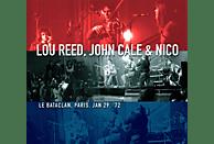 Lou Reed, Nico, John Cale - Le Bataclan,Paris (CD+DVD) [CD + DVD Video]