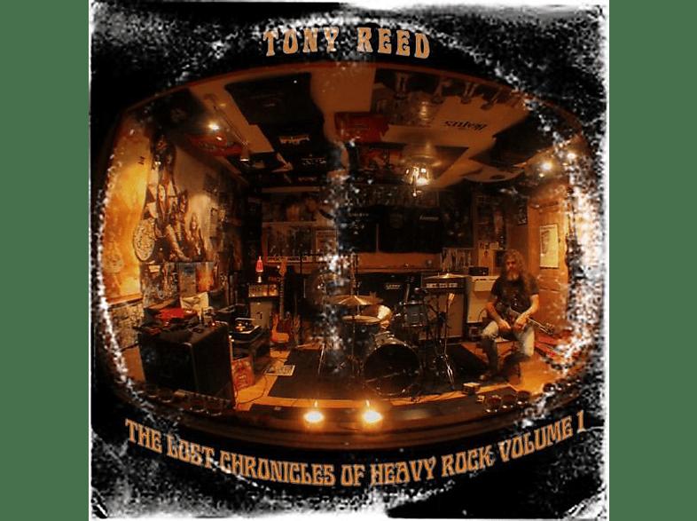 Tony Reed - The Lost Chronicles Of Heavy Rock Vol.1 [LP + Bonus-CD]