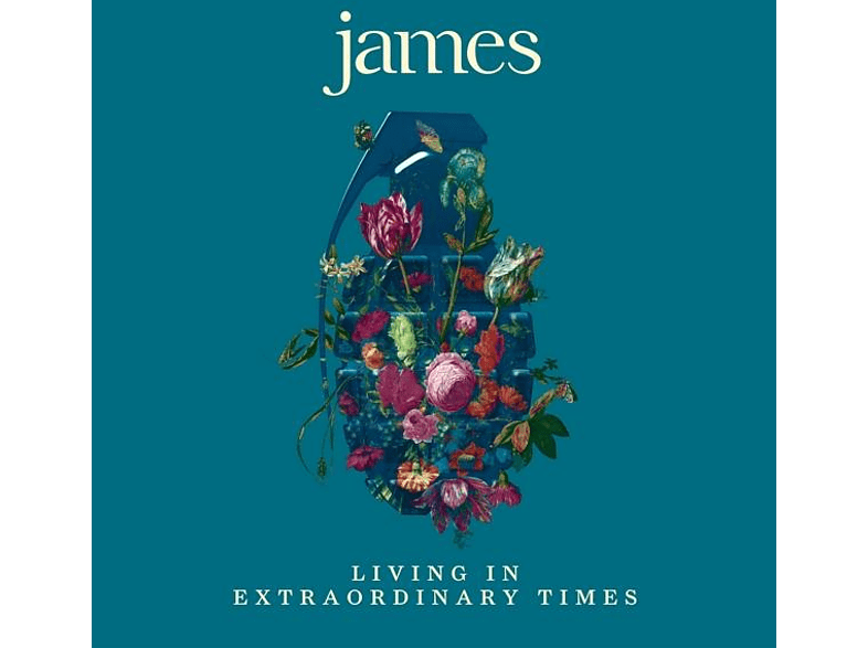 James - Living in Extraordinary Times (Deluxe) [CD]