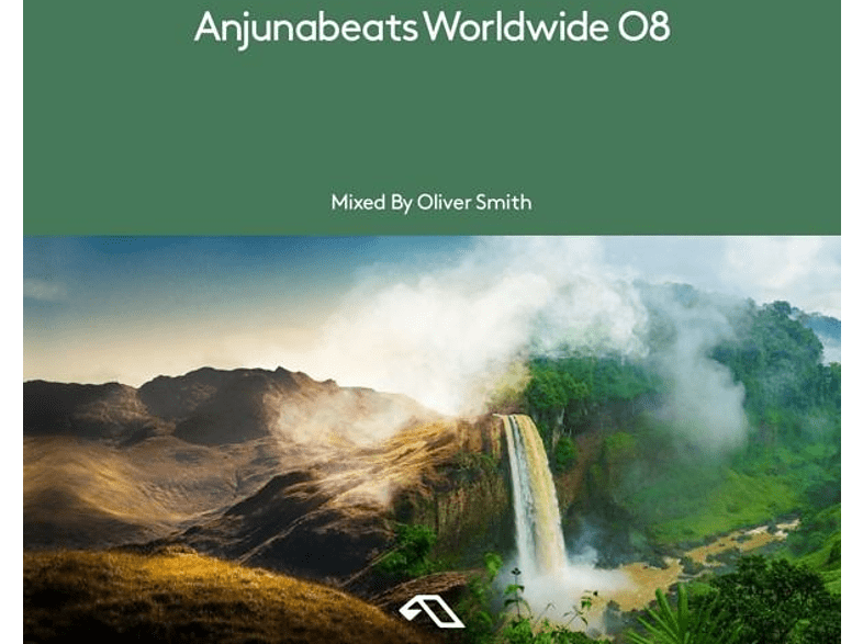 Oliver Smith - Anjunabeats Worldwide 08 [CD]