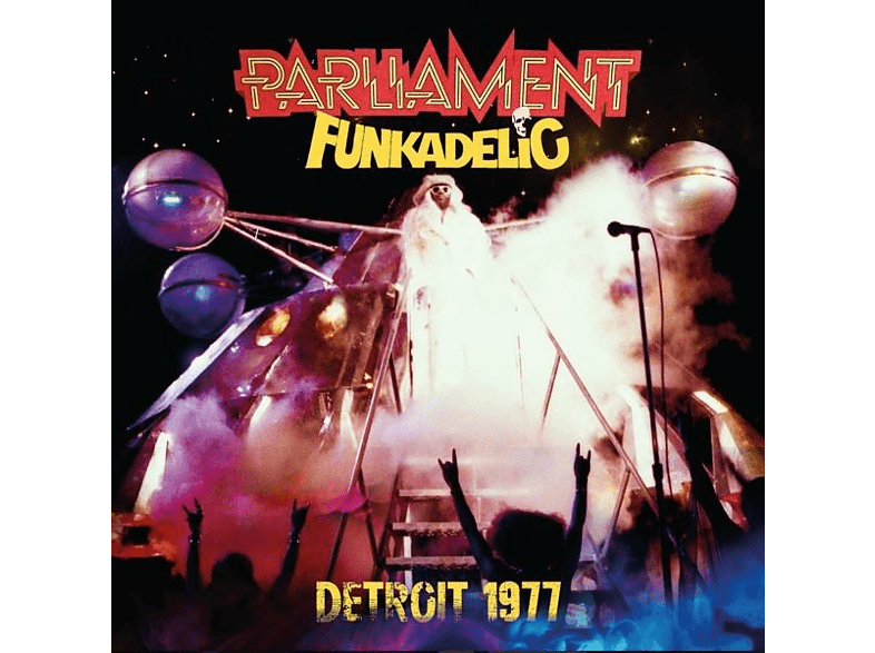 Parliament-Funkadelic - Detroit 1977 [CD]