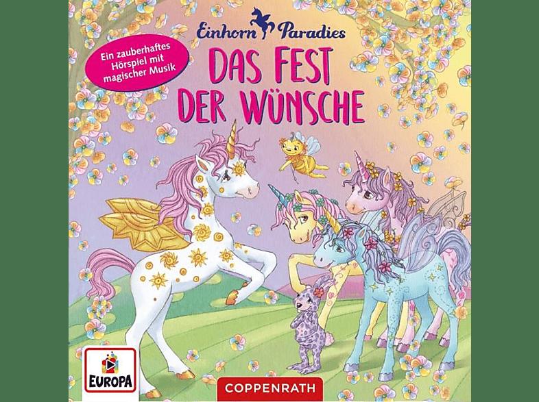 Einhorn-paradies - Das Fest der Wünsche - (CD)