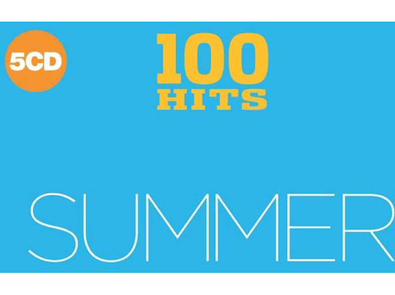 VARIOUS - 100 Hits-Summer [CD]