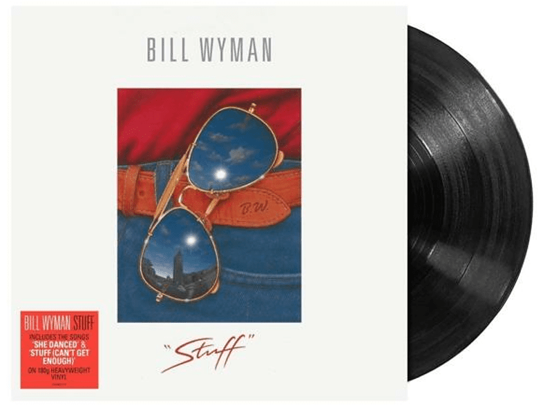 Bill Wyman - Stuff [Vinyl]