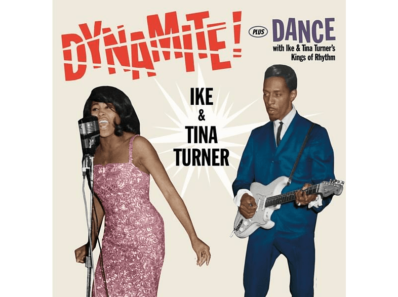 Ike & Tina Turner - DYNAMITE!+DANCE WITH IKE & TINA TURNER S KINGS O [CD]