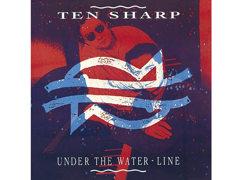 Ten Sharp - UNDER THE WATER-LINE [CD]