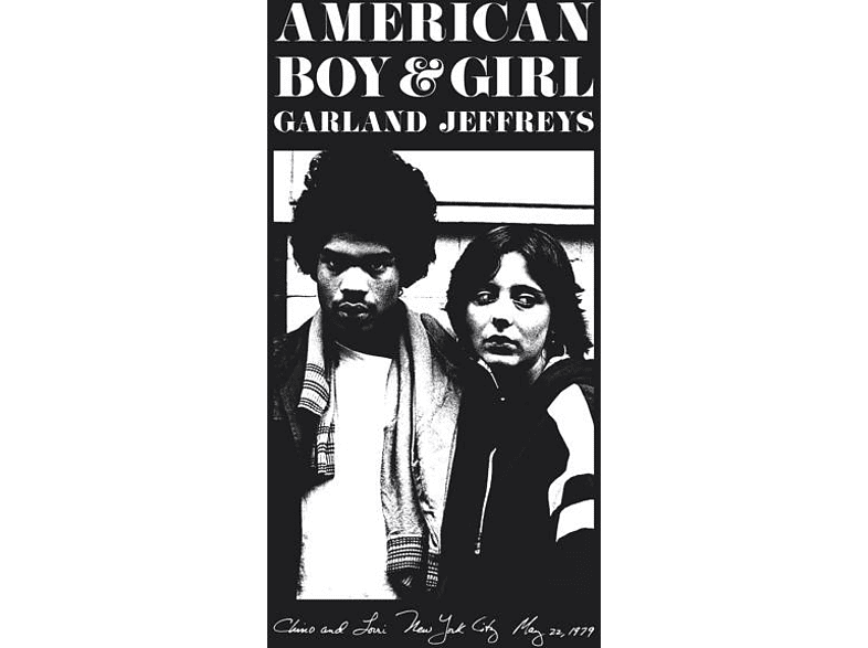 Garland Jeffreys - American Boy & Girl [CD]