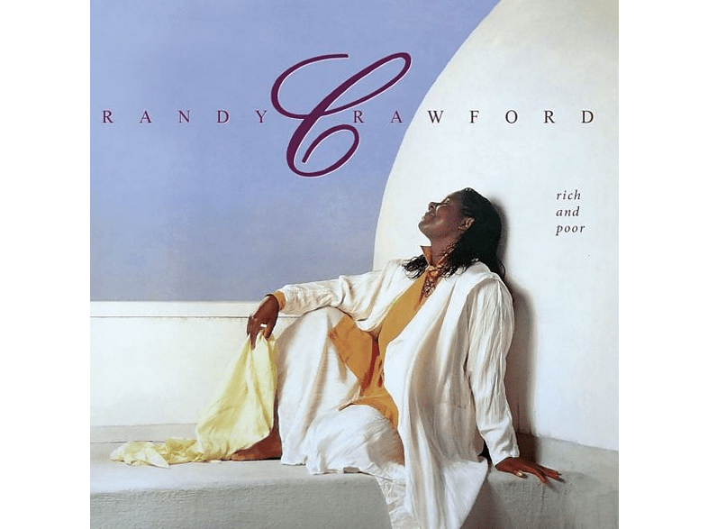 Randy Crawford - RICH AND POOR [CD]