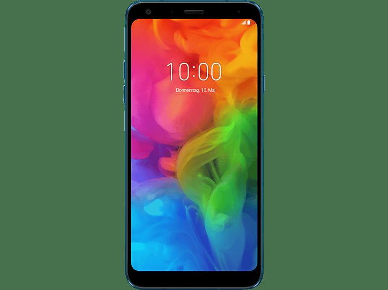 LG Q7+ 64 GB Moroccan Blue