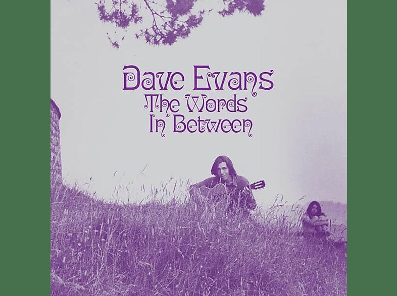 Dave Evans - THE WORDS IN BETWEEN [CD]