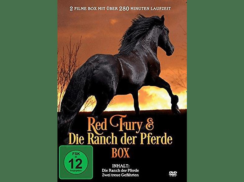 Gefahr für Red Fury [DVD]
