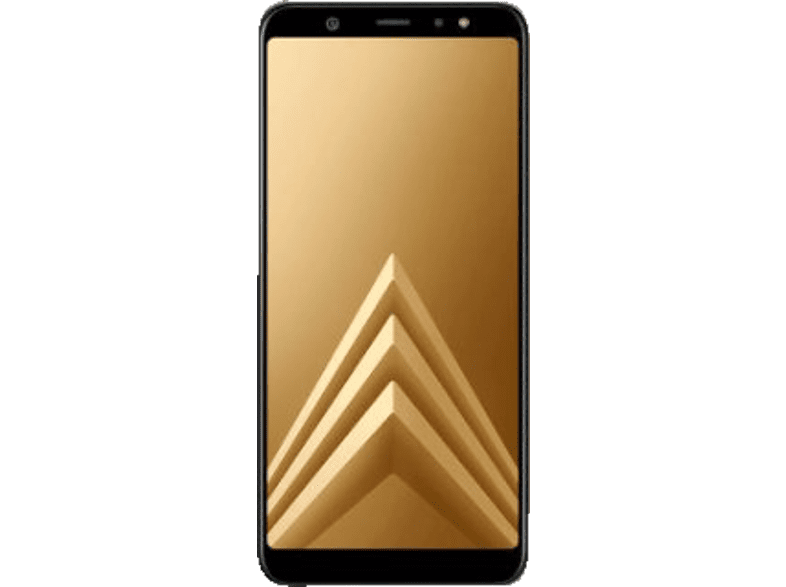 SAMSUNG Galaxy A6+ (2018) 32 GB Gold Dual SIM