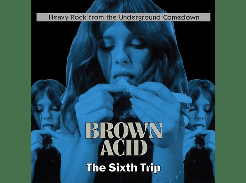 VARIOUS - Brown Acid: The Sixth Trip [Vinyl]