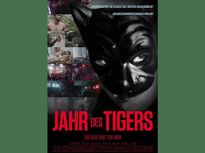Jahr des Tigers [DVD]