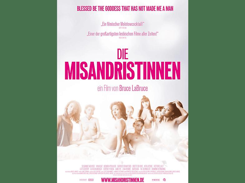 Die Misandristinnen [DVD]