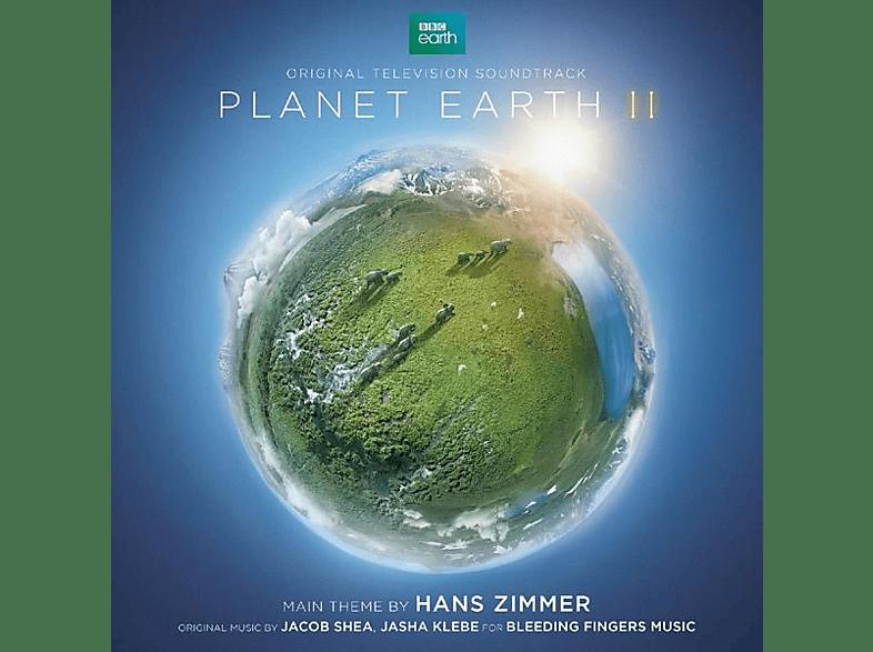 OST/Hans Zimmer - Planet Earth II [Vinyl]