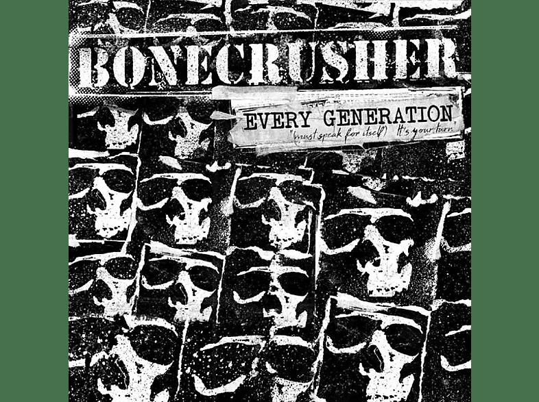 Bonecrusher - Every Generation [LP + Bonus-CD]