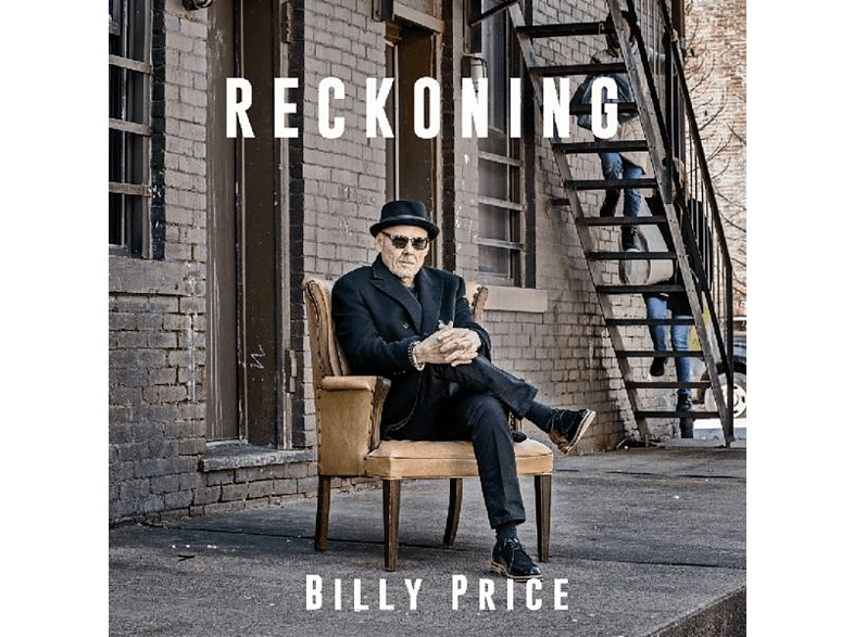 Billy Price - Reckoning [CD]