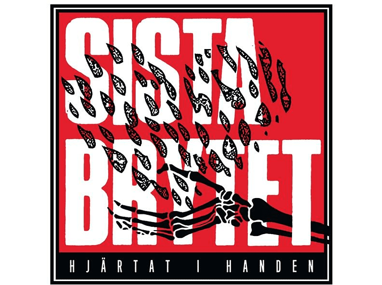 Sista Brytet - Hjärtat I Handen [Vinyl]