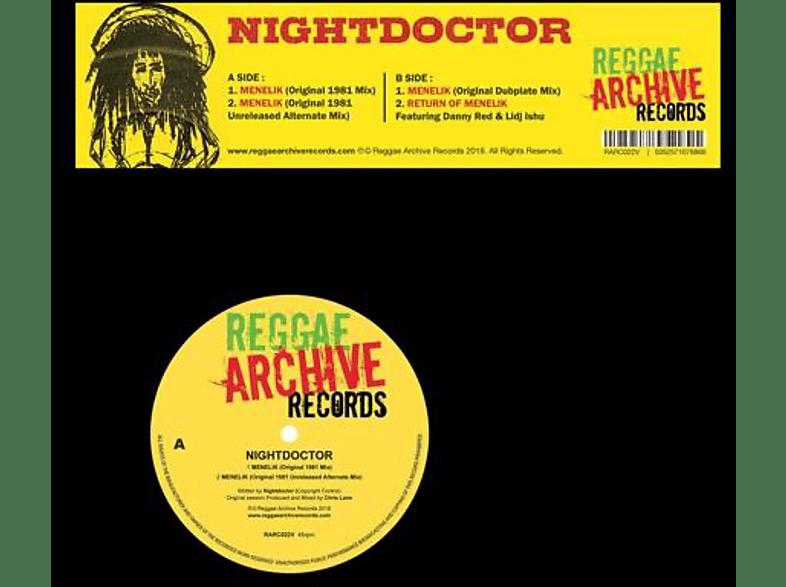 Nightdoctor - Menelik [Vinyl]