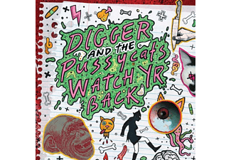 Digger And The Pussycats - Watch Yr Back  - (Vinyl)