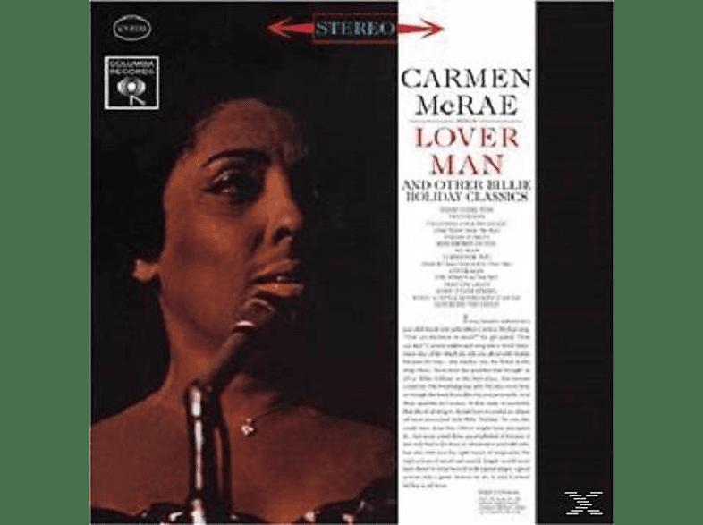 Carmen McRae - LOVER MAN & OTHER BILLIE HOLIDAY CLASSICS [Vinyl]
