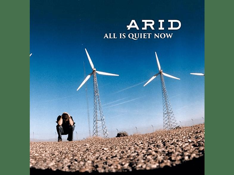 Arid - All Is Quiet Now (ltd transparent blaues Vinyl) [Vinyl]