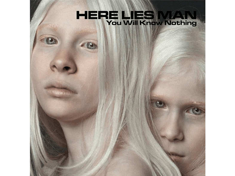 Here Lies Man - You Will Know Nothing [CD]