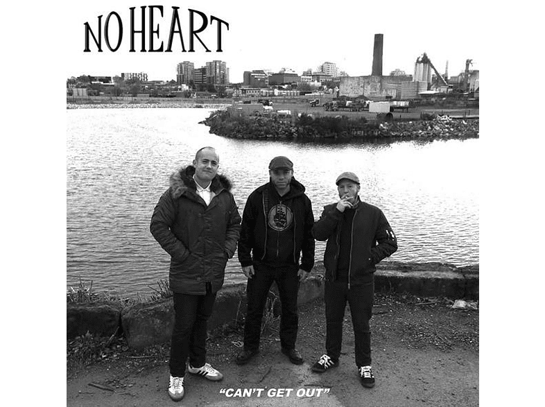 No Heart - Can't Get Out [Vinyl]