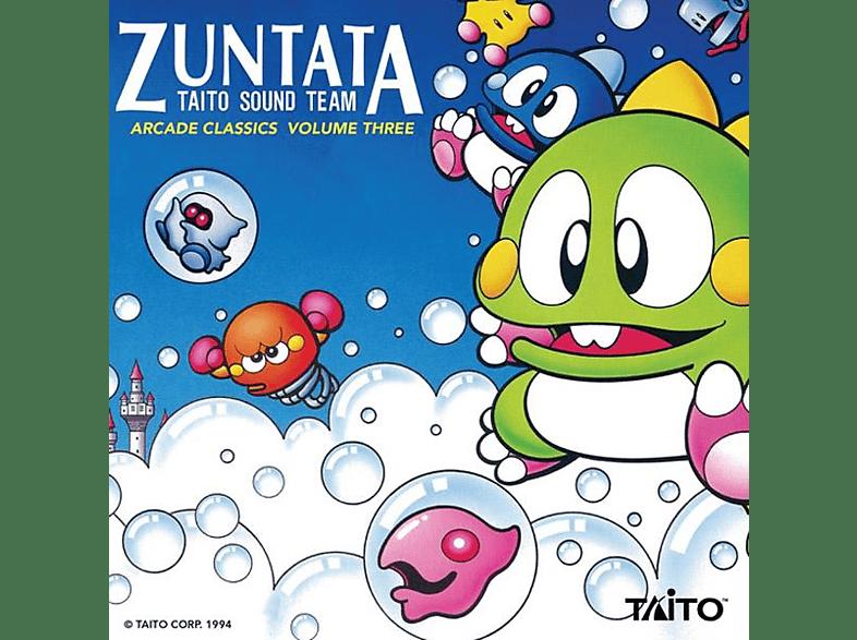 Zuntata - Arcade Classics Vol.3 [Vinyl]