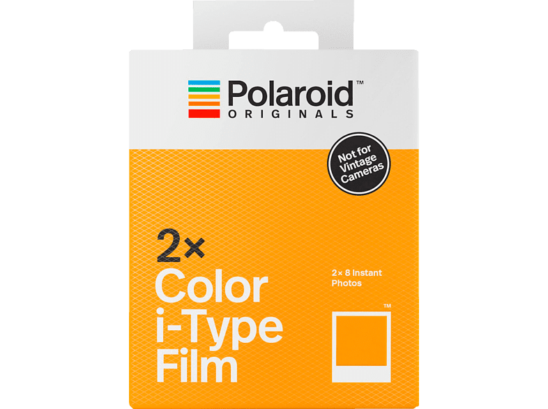 POLAROID ORIGINALS 1x2 Color Farbfilm