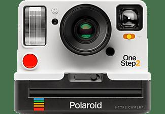 POLAROID OneStep 2 Viewfinder Sofortbildkamera, Weiß/Schwarz