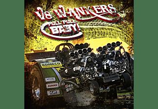 V8 Wankers - Full Pull Baby  - (CD)