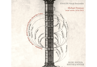 Exaudi-(vocal Ensemble) - Michael Finnissy Vocal Works 1974-2014  - (CD)