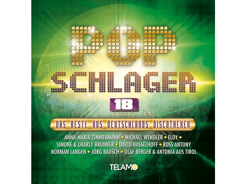 VARIOUS - Pop Schlager 18 [CD]