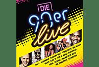 VARIOUS - Die 90er Live [CD]