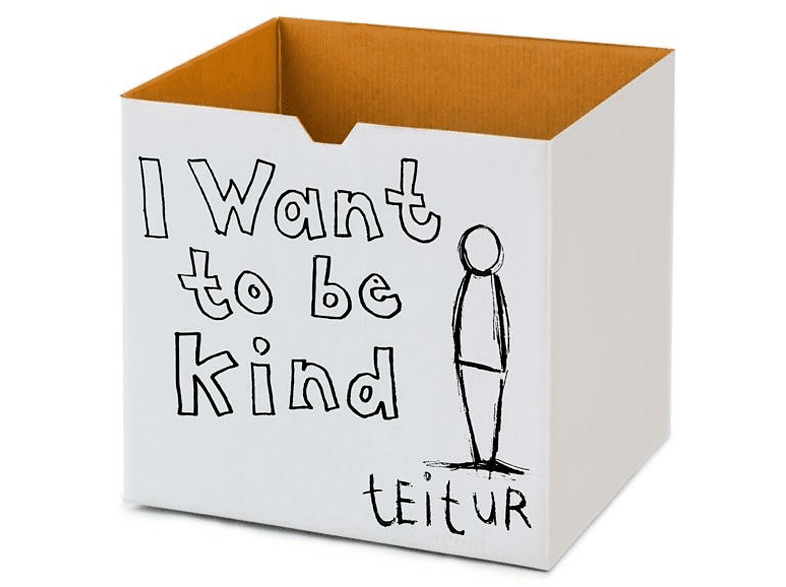Teitur - I Want to Be Kind [CD]