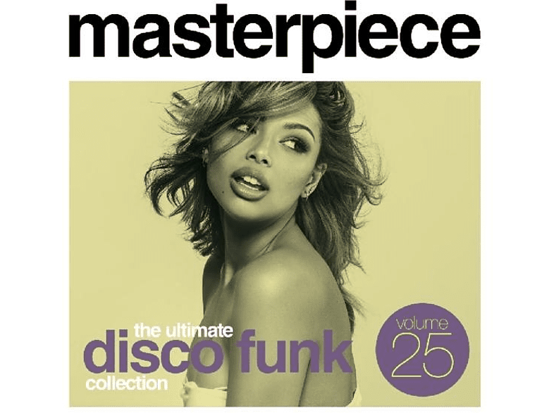 VARIOUS - Masterpiece Collection Vol.25 [CD]