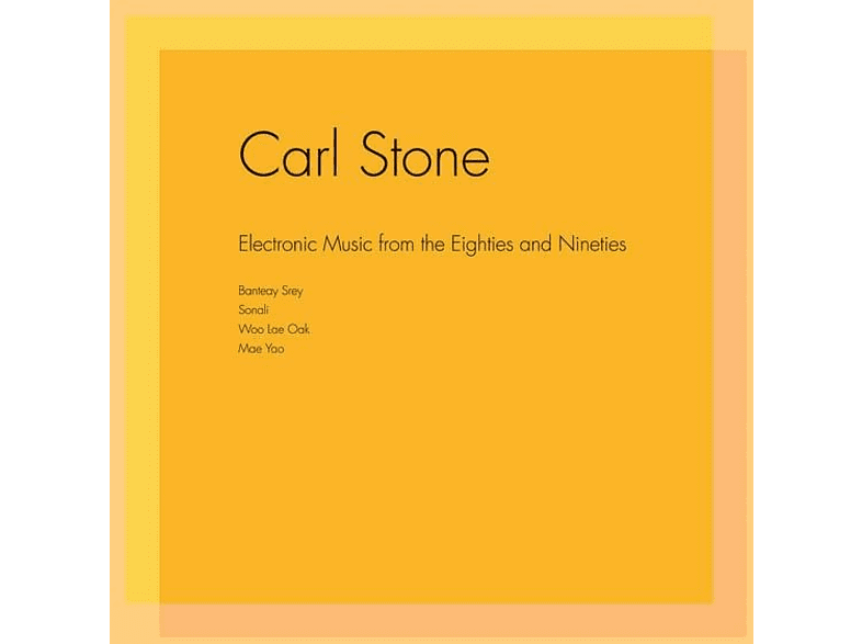 Carl Stone - Electronic Music From The Eighties And Nineties [Vinyl]