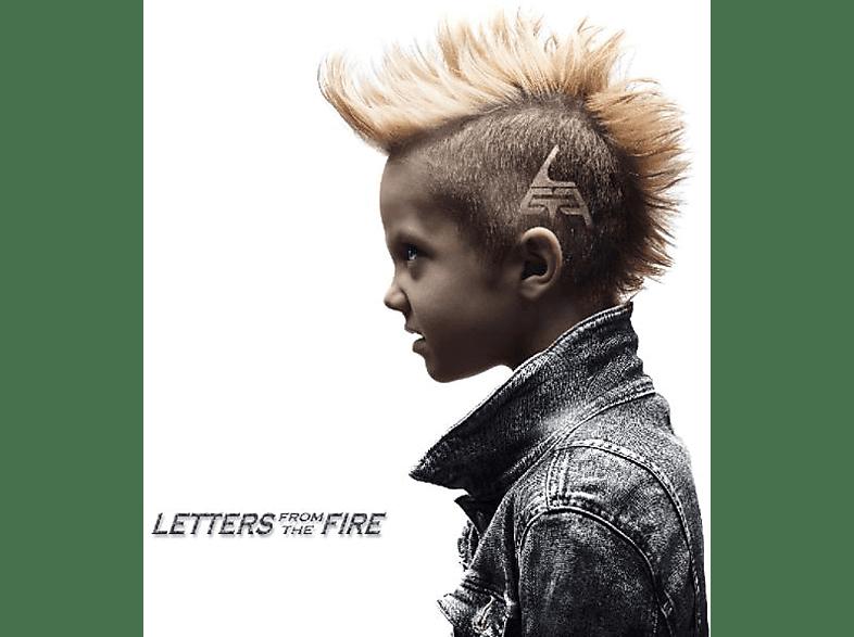 Letters From The Fire - Letters From The Fire [CD]
