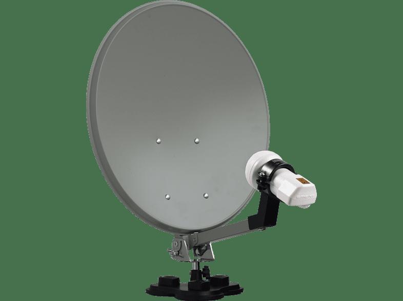 SMART CAMP ECO-KIT HD Satellitenanlage (40 cm, Universal Single LNB)