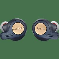 JABRA Elite Active 65T, In-ear True-Wireless-Kopfhörer Bluetooth Blau/Kupfer